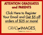 A banner that says: Click here to register your email and get $5 off orders of $25 or more.